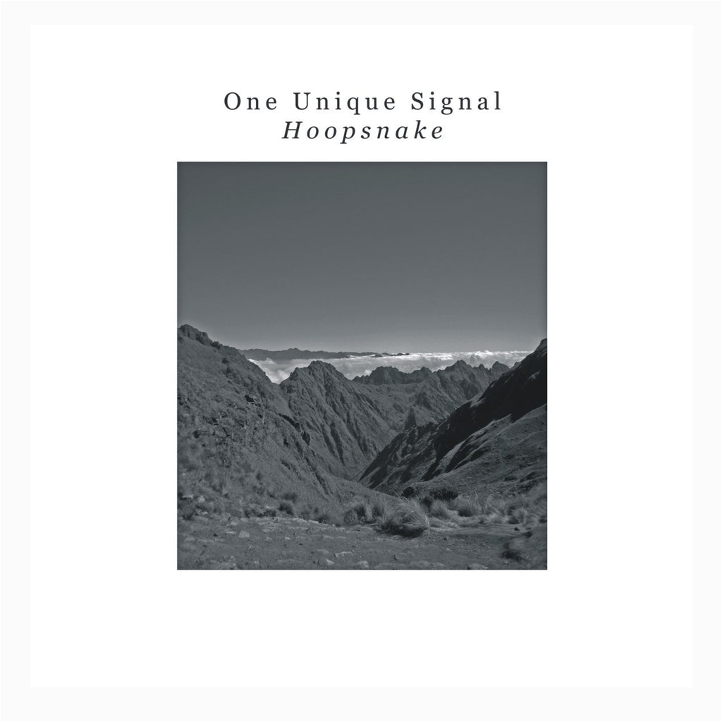 One Unique Signal - Hoopsnake - Deluxe Edition Vinyl,Vinyl,Fuzz Club - Fuzz Club