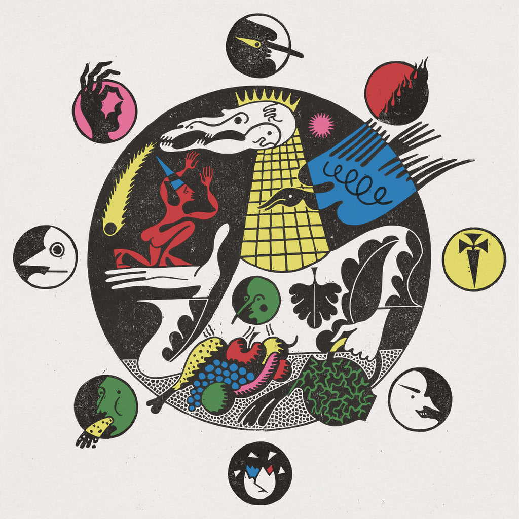 Pigs Pigs Pigs Pigs Pigs Pigs Pigs - King of Cowards,Vinyl,Rocket Recordings - Fuzz Club