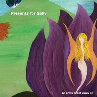 Presents for Sally / 93MillionMilesFromTheSun  - An Arms Reach Away / Darkness Inside,Vinyl,Wrong Way Records - Fuzz Club