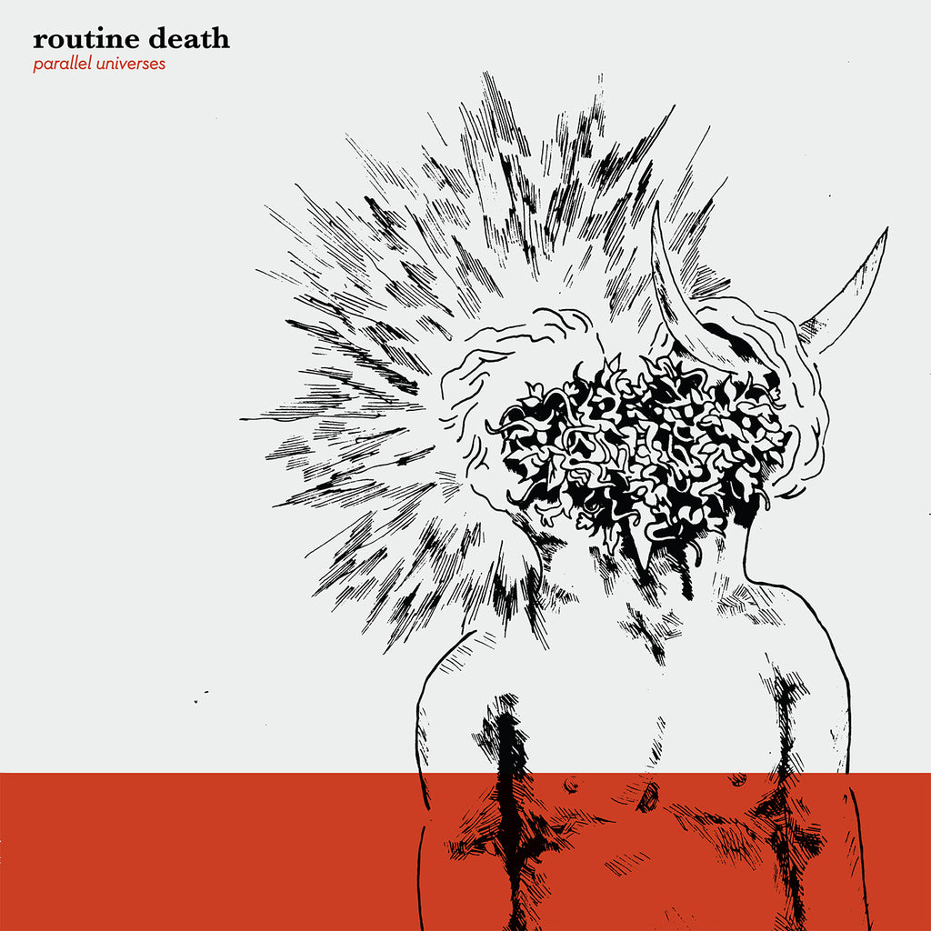 Routine Death - Parallel Universes,Vinyl,Fuzz Club - Fuzz Club