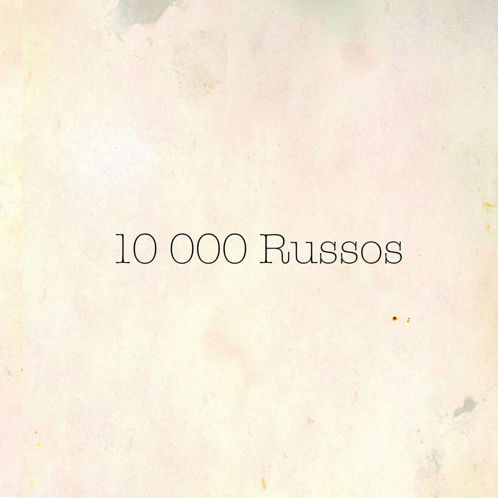 10 000 Russos - Fuzz Club Session,Vinyl,Fuzz Club - Fuzz Club