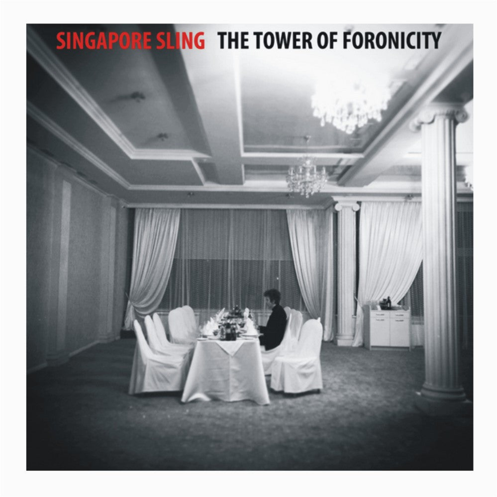Singapore Sling - The Tower Of Foronicity CD,CD,Fuzz Club - Fuzz Club