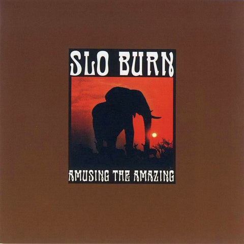 Slo Burn - Amusing The Amazing EP,Vinyl,Cargo Records - Fuzz Club