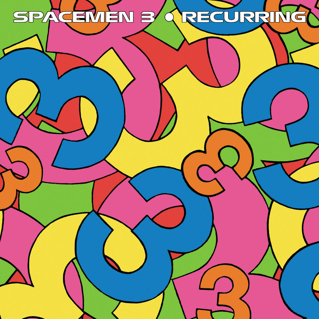 Spacemen 3 - Recurring,Vinyl,Space Age Recordings - Fuzz Club