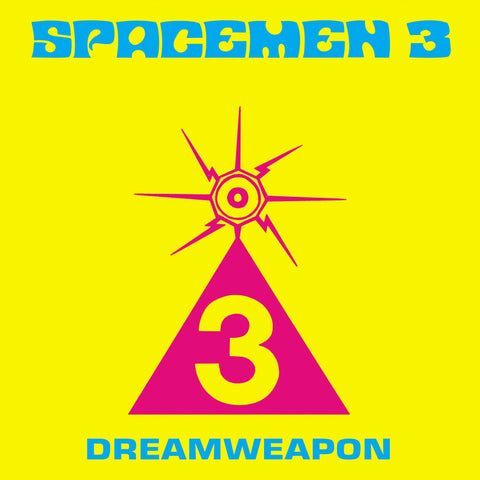 Spacemen 3 - Dreamweapon,Vinyl,Space Age Recordings - Fuzz Club