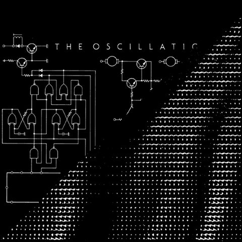 Split Single No 9 - The Oscillation / 10000 Russos (Exclusive),Vinyl,Fuzz Club - Fuzz Club
