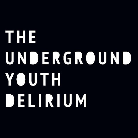 The Underground Youth - Delirium,Vinyl,Fuzz Club - Fuzz Club