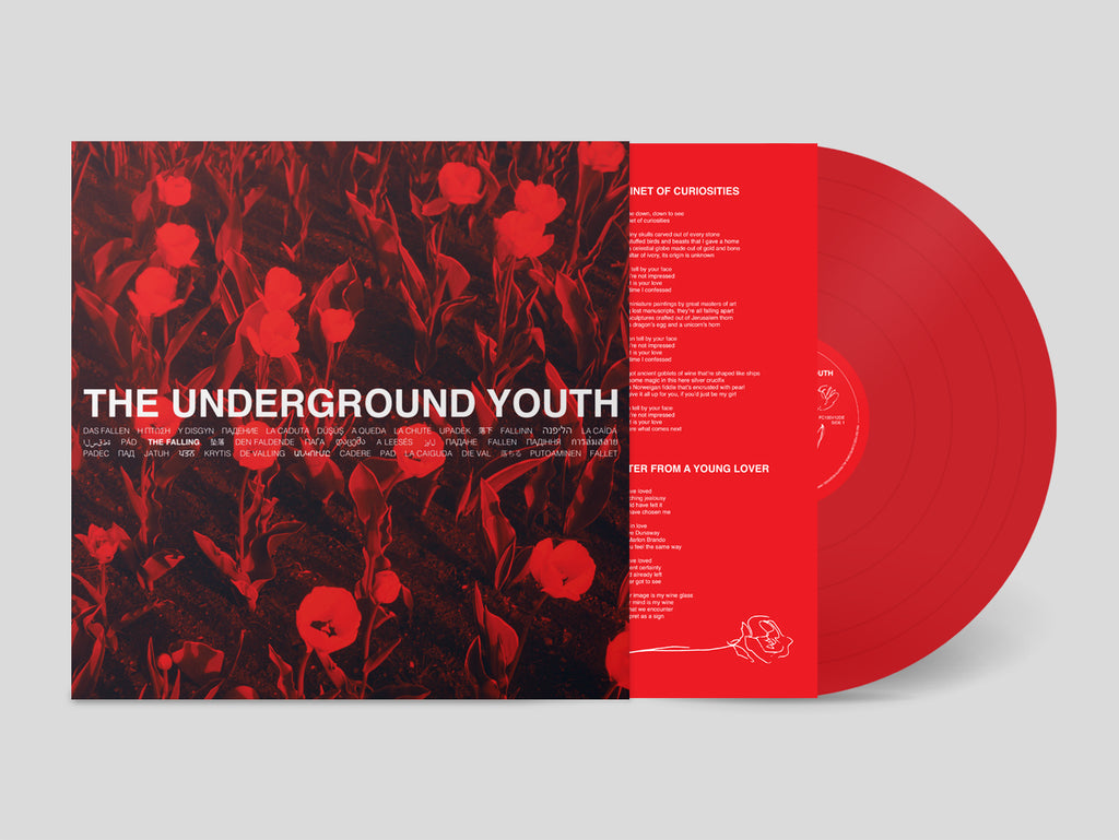 Pre-Order: The Underground Youth - The Falling