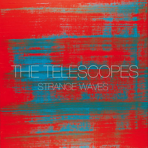 Pre-Order: The Telescopes - Strange Waves,Vinyl,Fuzz Club - Fuzz Club