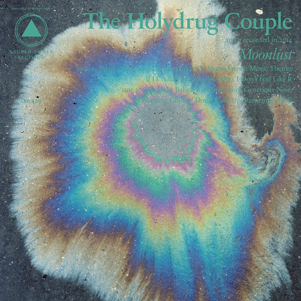 The Holydrug Couple - Moonlust,Vinyl,Sacred Bones - Fuzz Club