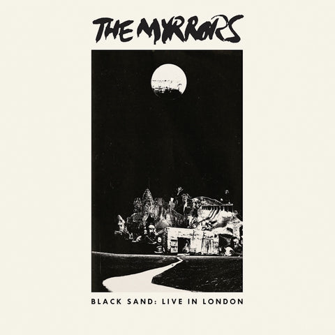 Pre-Order: The Myrrors - Black Sand: Live In London,Vinyl,Fuzz Club - Fuzz Club