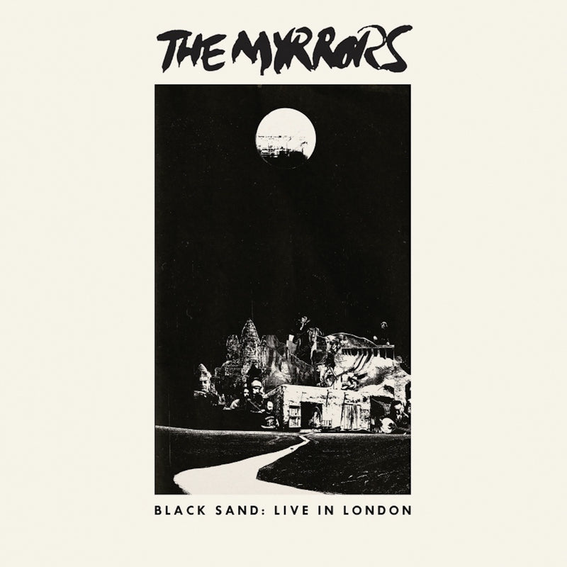 The Myrrors - Black Sand: Live In London,Vinyl,Fuzz Club - Fuzz Club