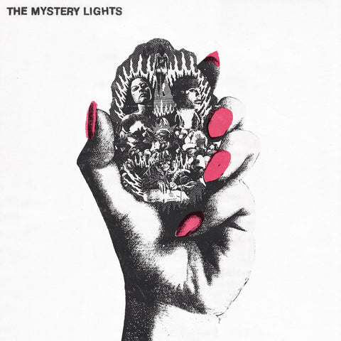 The Mystery Lights - S/T Album,Vinyl,WICK Recor - Fuzz Club