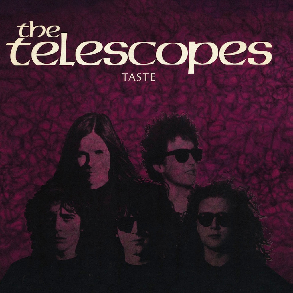 The Telescopes - Taste (30th Anniversary Edition),Vinyl,Fuzz Club - Fuzz Club