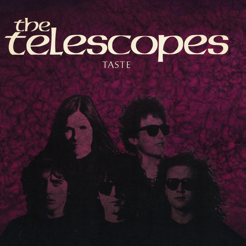 Pre-Order: The Telescopes - Taste (30th Anniversary Edition),Vinyl,Fuzz Club - Fuzz Club