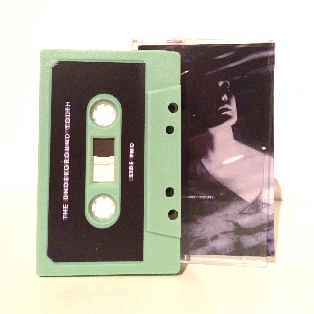 The Underground Youth - Haunted Cassette,Cassette,Fuzz Club - Fuzz Club