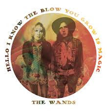 The Wands - Hello I Know The Blow You Grow Is Magic,Vinyl,Flammekaster - Fuzz Club