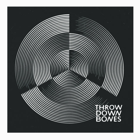 Throw Down Bones - S / T Album Cassette,Cassette,Fuzz Club - Fuzz Club