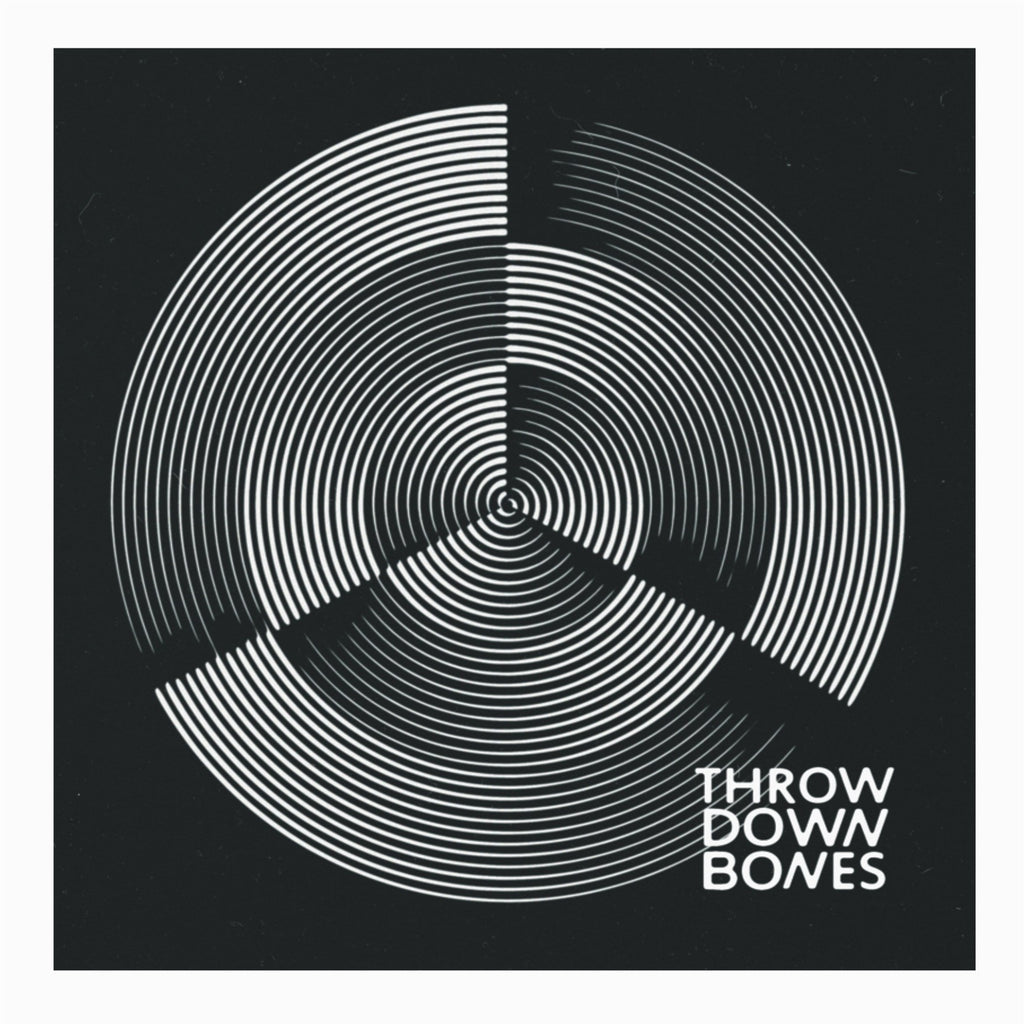 Throw Down Bones - S / T Album CD,CD,Fuzz Club - Fuzz Club