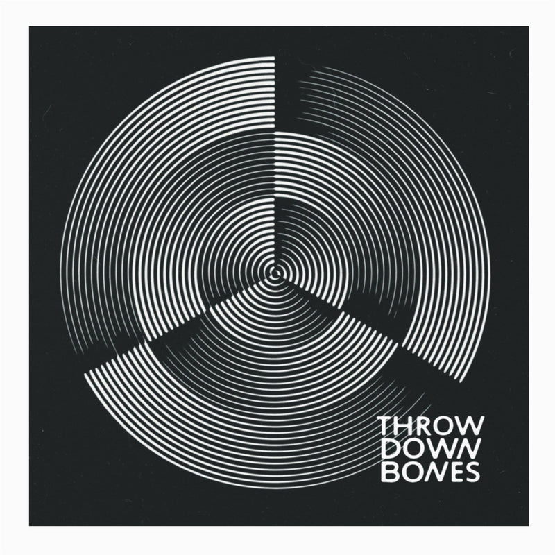 Throw Down Bones - S / T Album - Vinyl,Vinyl,Fuzz Club - Fuzz Club
