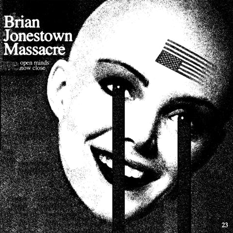 The Brian Jonestown Massacre - Open Minds Now Close,Vinyl,a Recordings - Fuzz Club
