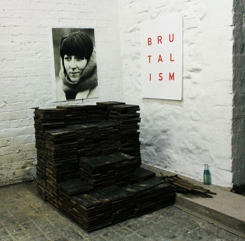 IDLES - Brutalism,Vinyl,Balley Records - Fuzz Club