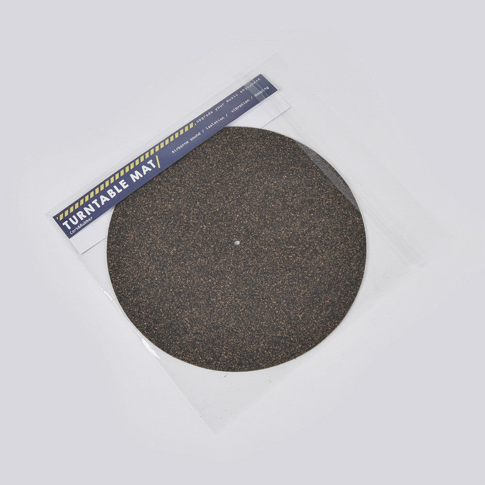 Cork & Rubber Turntable Mat,Turntable mat,Airborne - Fuzz Club