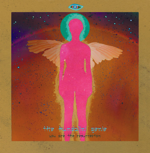 The Kundalini Genie - You Are The Resurrection,Vinyl,The Kundalini Genie - Fuzz Club