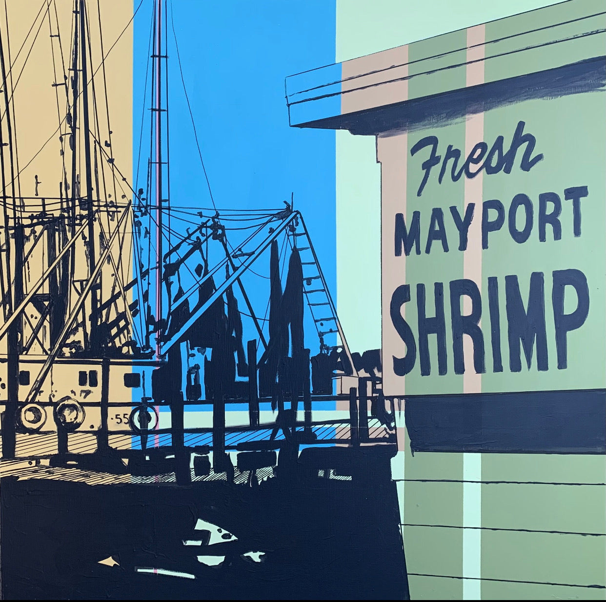 Mayport Shrimp