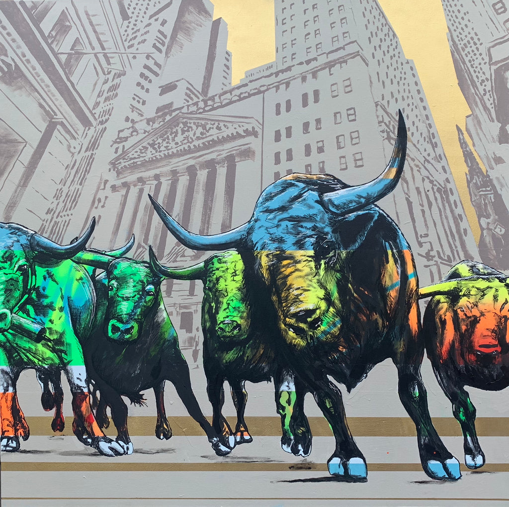 Running of the Bull Market