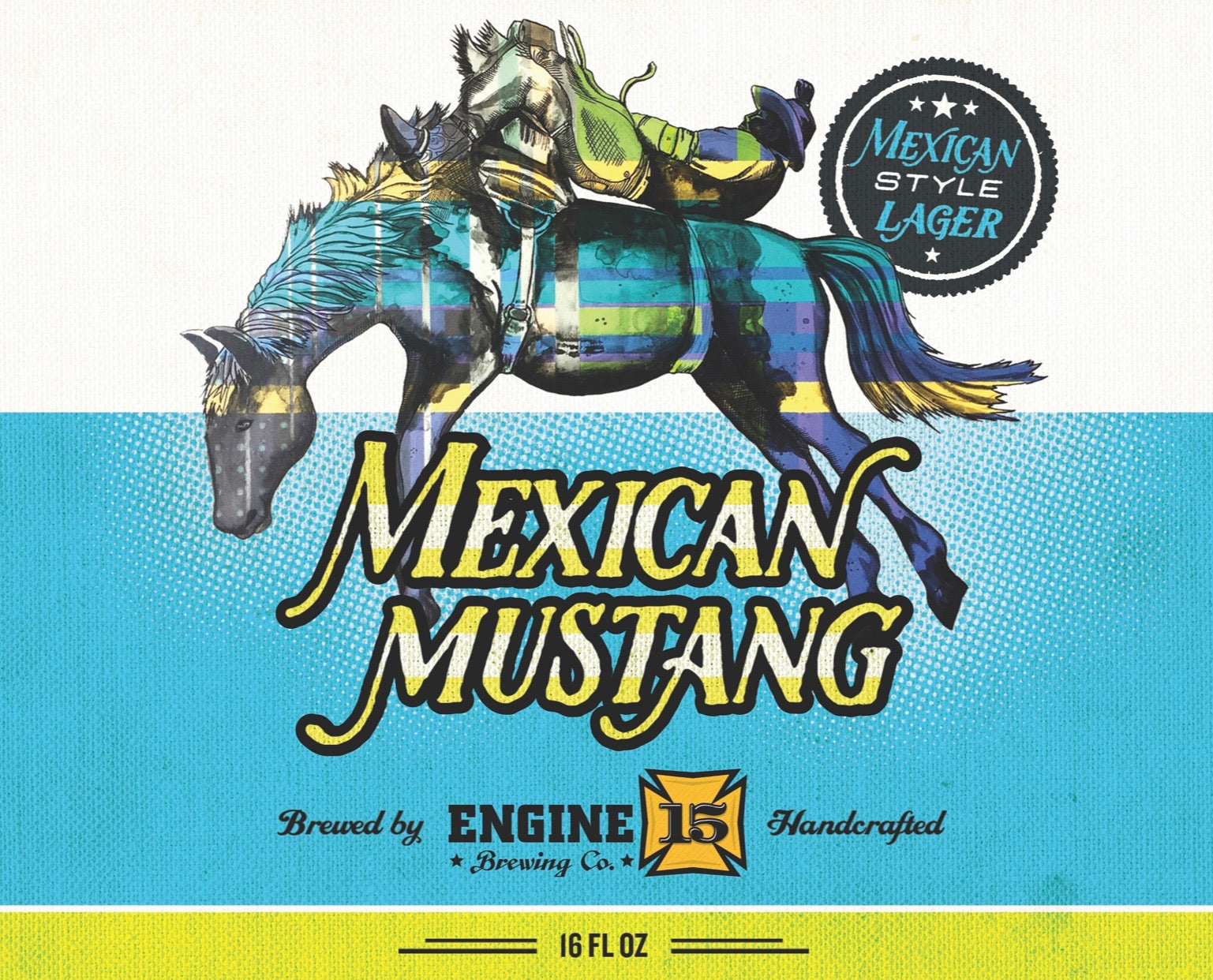 Mexican Mustang