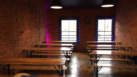 Crewe Beer Dock venue for hire