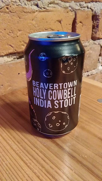 Beavertown Holy Cowbell India Stout