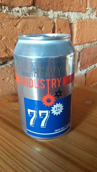 Heavy Industry 77 Can