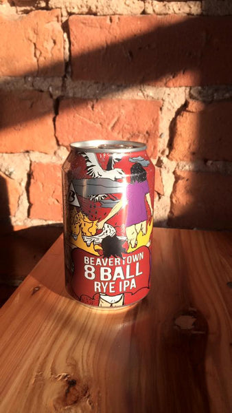 Beavertown 8 Ball Rye