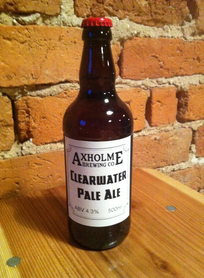 Axholme Brewing Clear Water