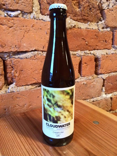 Cloudwater Cream Ale