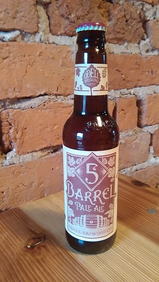 Odell 5 Barrell Pale