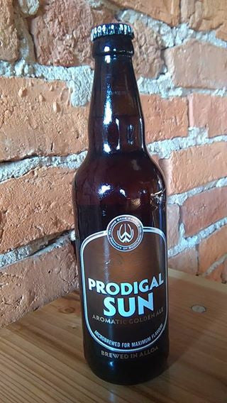 Williams Bros Prodigal Sun