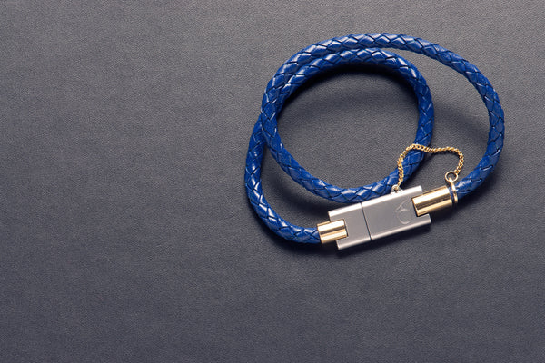 Bolt Leather Bracelet