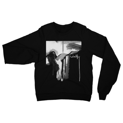 Art is Life | Heavy Blend Crew Neck Sweatshirt