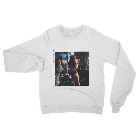 London Shoot Heavy Blend Crew Neck Sweatshirt