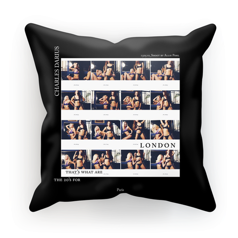 London Shoot Cushion