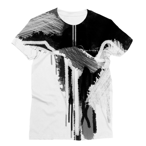 Art is Life - 001 | Sublimation T-Shirt