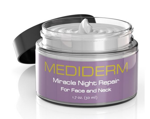 miracle night repair skin cream