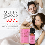 "7 Jardins Libido Booster  ★100% Pure Therapeutic Essential Oil ""Aphrodisiac Love"" (10 ml) ★Stimulate Sexual Drive  ★Enriched with Powerfull Plant Based Natural Ingredients - Mediderm - 3"