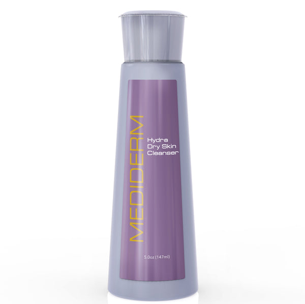 MediDerm Hydra Foaming Facial Cleanser -For Dry Skin