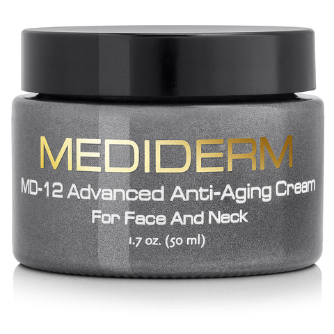 Mediderm MD-12 Advanced Anti-Aging Cream - Mediderm - 1