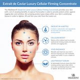 Mediderm Extrait de Caviar Luxury Cellular Firming Concentrate - Mediderm - 5