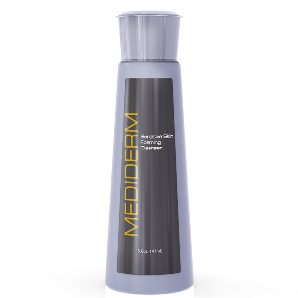 MediDerm Sensitive Skin Foaming Cleanser